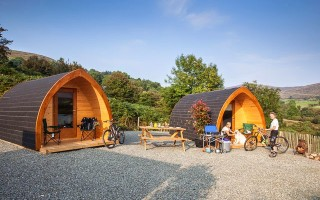 Glamping Northern Ireland