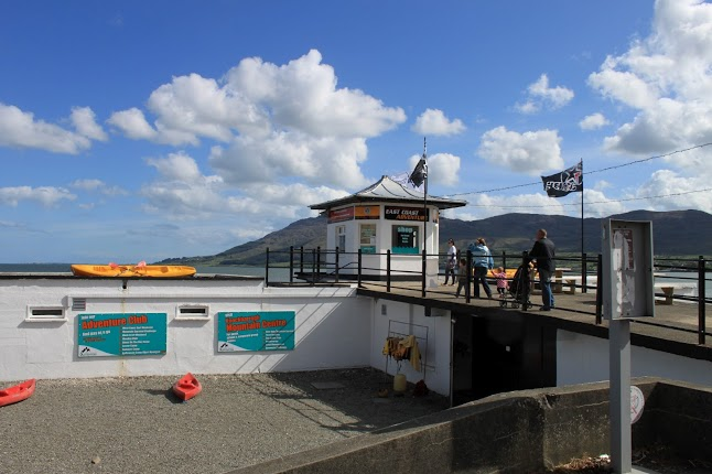 Warrenpoint Baths, East Coast Adventure Centre