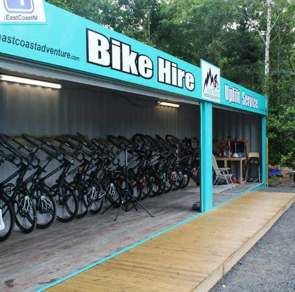 Rostrevor Mountain Bike Centre