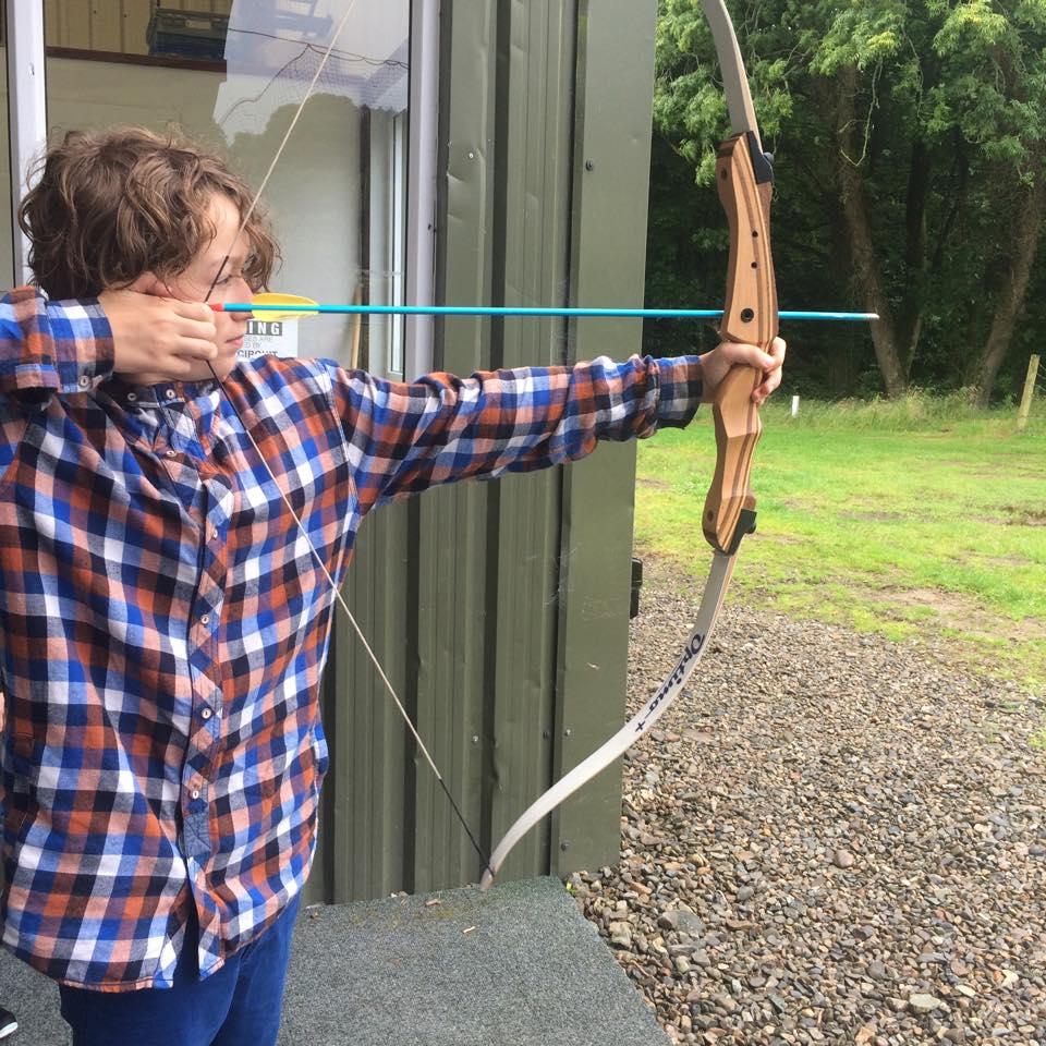 Archery Carlingford Lough