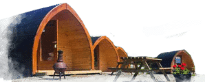 Glamping Pods Warrenpoint