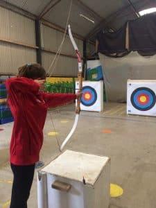 Practice, Archery Arena