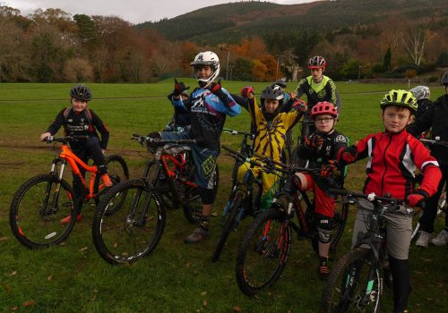 Rostrevor Mountain Bike Centre Kids Mountain Bike Skills